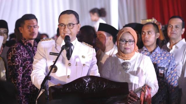 Nah Loh...!!! Tahun 2018, Saatnya Warga Jakarta Tagih Janji Manis Anies-Sandi Semasa Kampanye