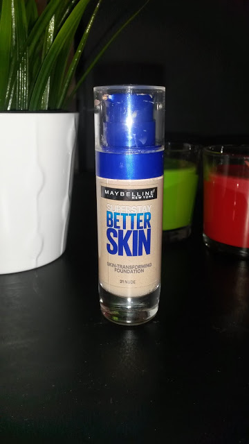 Maybelline Better Skin Review