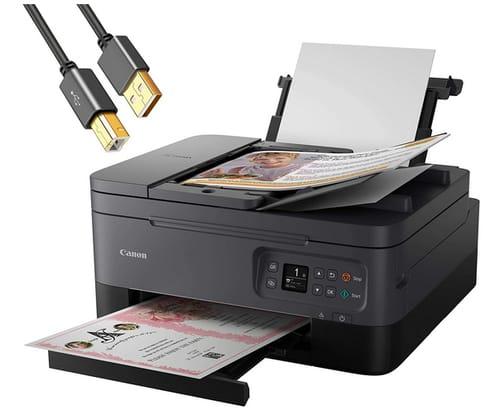 Canon PIXMA TR 7000 Series All-in-One Color Printer
