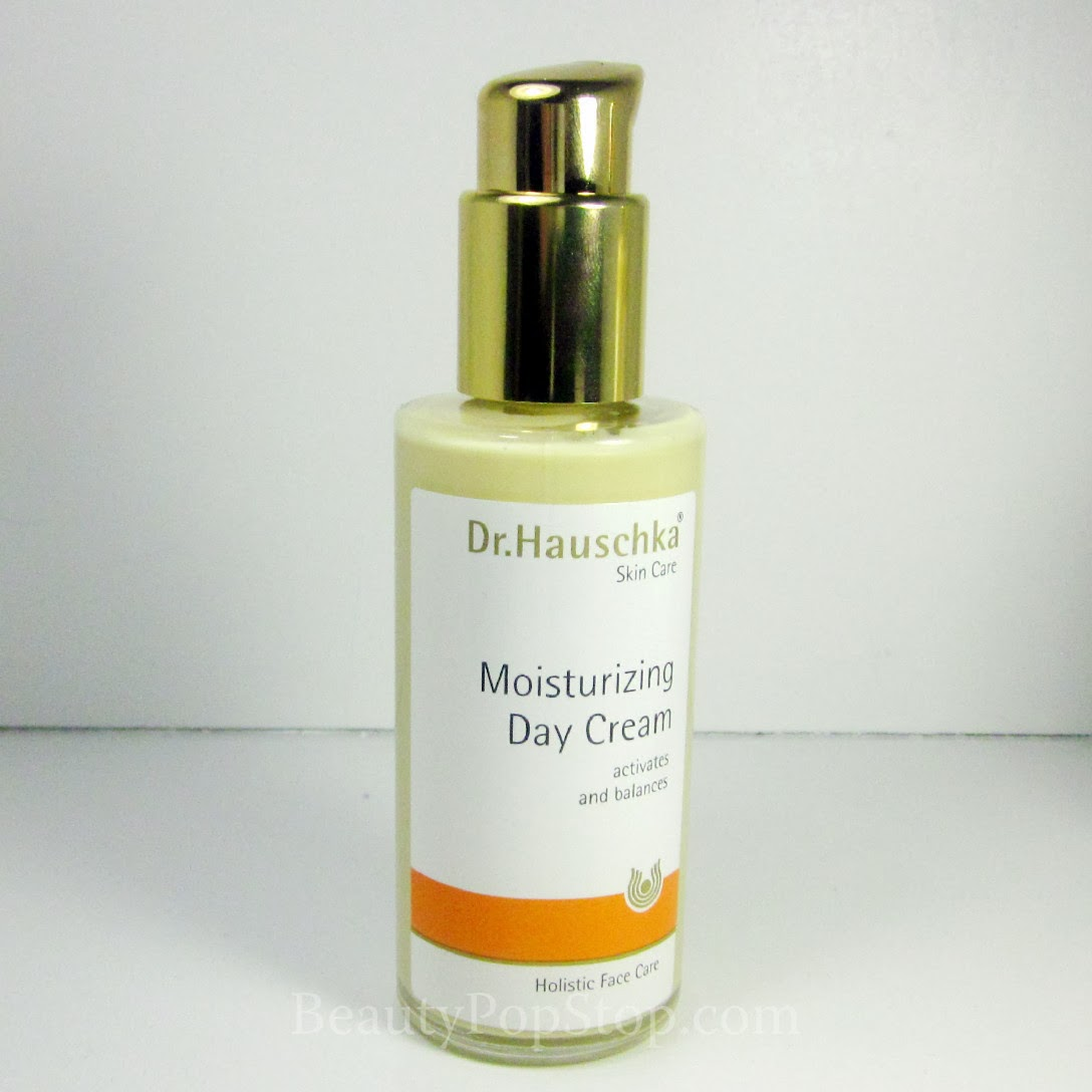 dr. Hauschka moisturizing day cream review