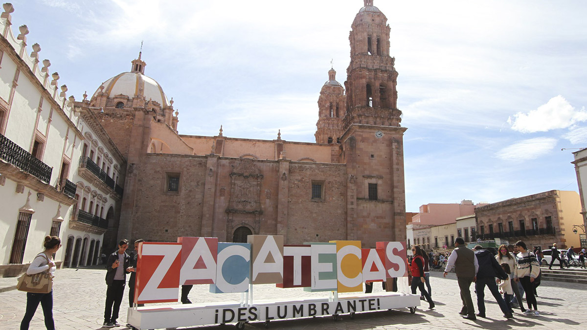 ZACATECAS RIQUEZA TURÍSTICA CAPITAL AMERICANA CULTURA 04
