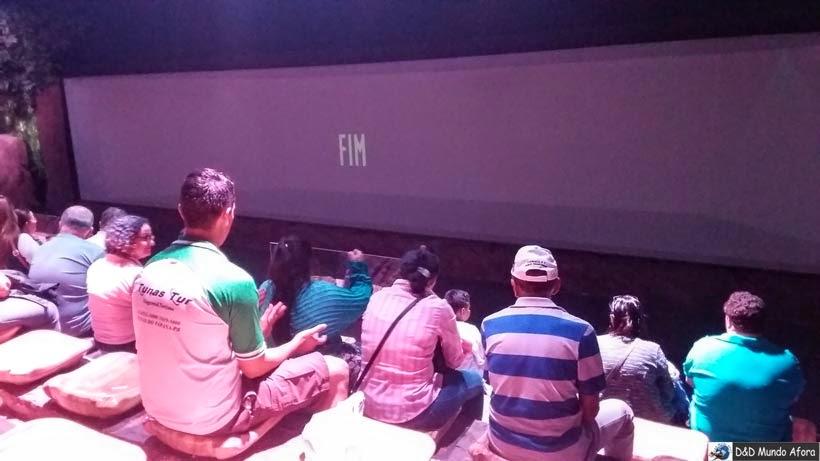 Cine Padroeira - o que fazer em Aparecida - São Paulo