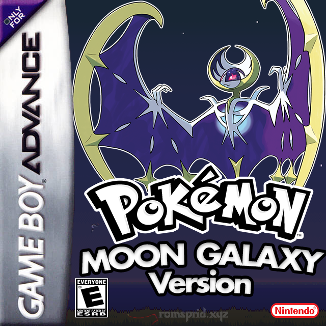 Pokemon Moon Galaxy