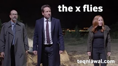 The x files- أفضل المسلسلات