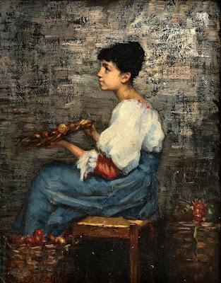 Fruitseller, Maria Wiik