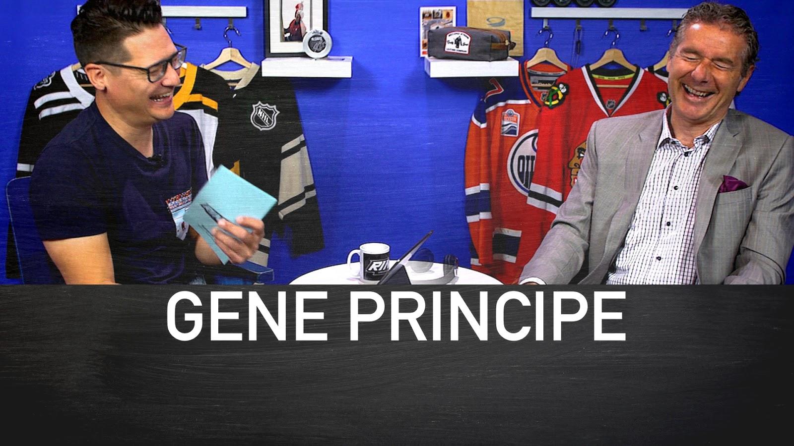 Rinks Around The League with Gene Principe