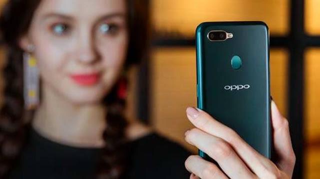 Kamera Utama dan Selfie Oppo A7