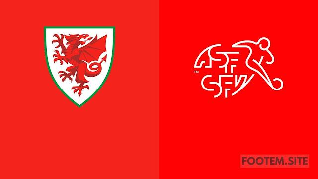 Switzerland vs Wales