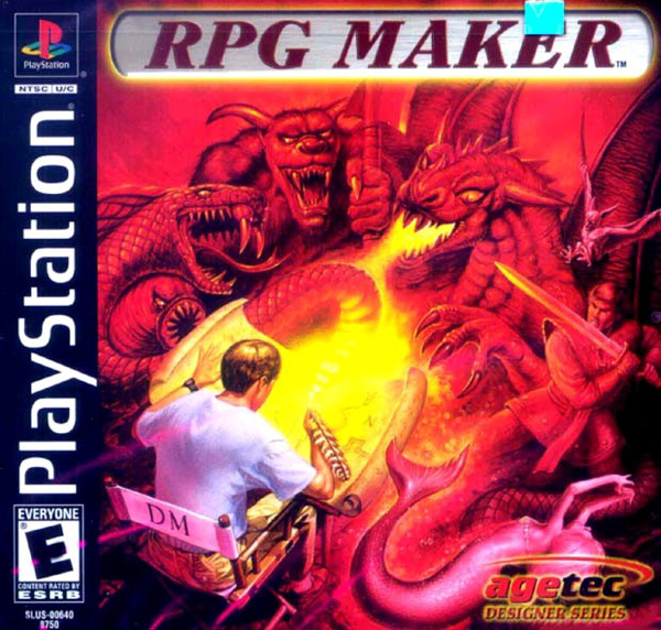 RPG Maker - PS1 - ISOs Download