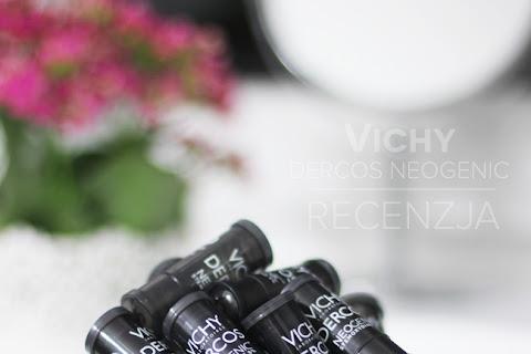 Vichy Dercos Neogenic | Efekty po 3 miesiącach kuracji | Recenzja - czytaj dalej »