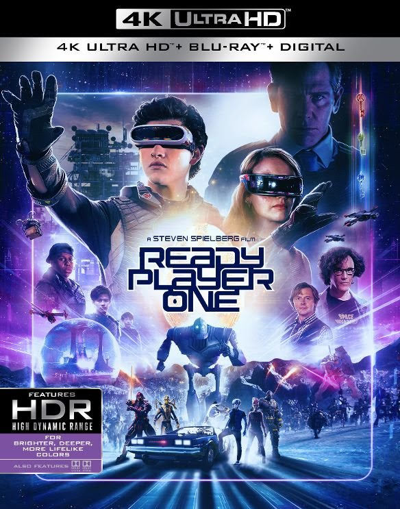 Ready Player One 2018 1080p Full Hd Movie Dubbed In Telugu Hindi