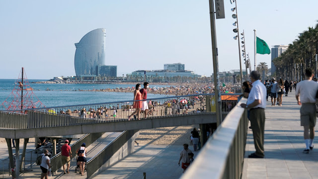 Un estudio detecta la presencia de coronavirus en aguas residuales de Barcelona en marzo de 2019