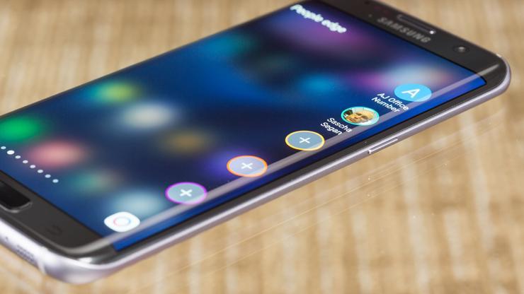Informasi Teknologi - Samsung S7 EDGE