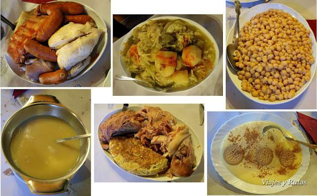 Castrillo de los Polvazares y su cocido maragato