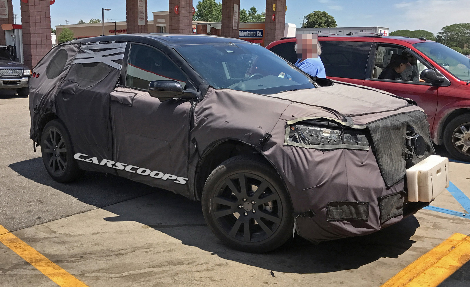 Spied: New 2019 Acura RDX To Ditch V6 For 2.0L Turbo-Four