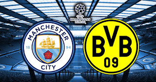 مشاهدة مباراة مانشستر سيتي ضد بوروسيا دورتموند 06-04-2021 بث مباشر في دوري أبطال أوروبا