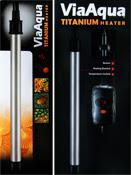 Via Aqua Titanium Heaters
