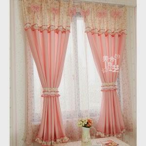 Sweet Beautiful Girl Curtainhomesale Tende Per Bambini