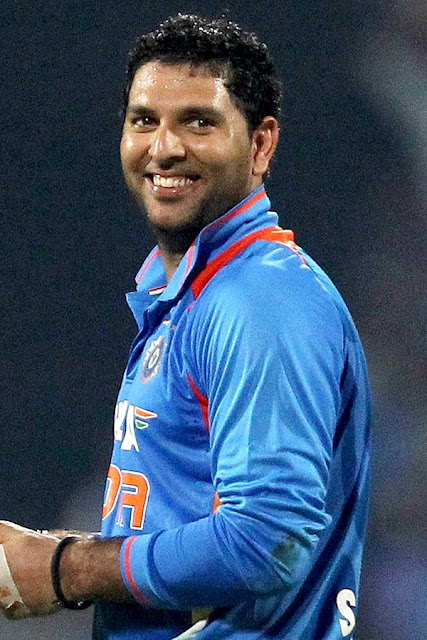 Indian Crickter Yuvraj Singh or Yuvi New HD Wallpapers