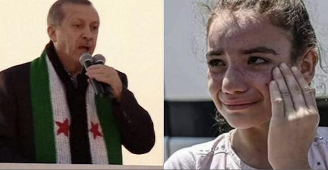 قيادي في الجيش السوري الحر يرسل رسالة مناشدة لرئيس التركي أردوغان