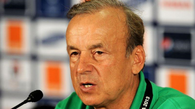 'I'm not bothered about salary yet, everyone who signed the contract looked honest'- New coach Gernot Rohr