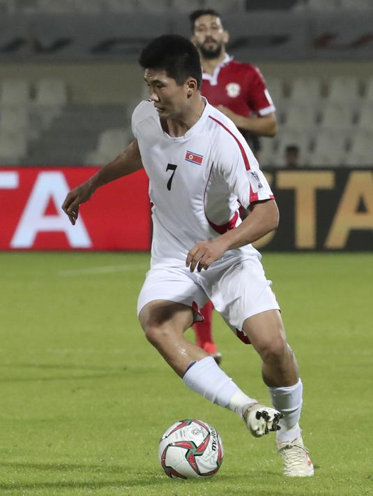 Han Kwang-song leaves Juventus for Qatari side Al Duhail