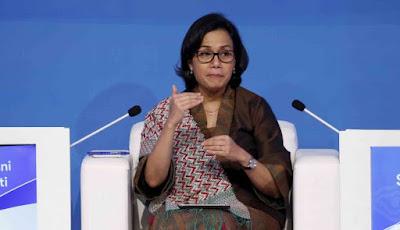 Sri Mulyani: Rupiah Melemah Akibat Kebijakan The Fed - Info Presiden Jokowi Dan Pemerintah