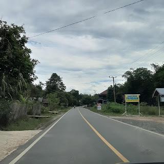 Jalan di kotabaru