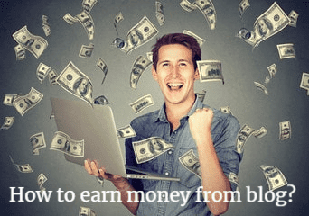 How to earn money from blog?By Simplitechinformer