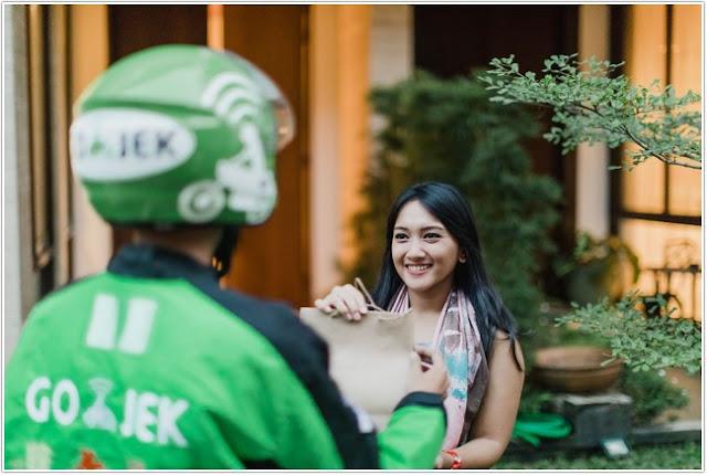 Peluang Usaha Yang Dilakukan Di Rumah Saat Wabah Corona;Delivery order dengan ojek online ;