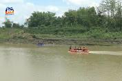 Pria Tanpa Identitasnya Tenggelam Di Sungai Bengawan Solo
