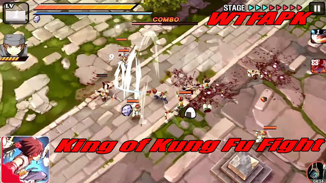 The King of Kungfu Fight WtFAPK