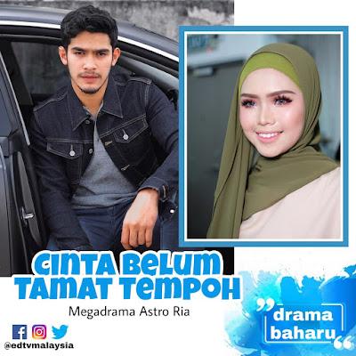 Sinopsis Drama Cinta Belum Tamat Tempoh Lakonan Nafiz Muaz dan Bella Astillah