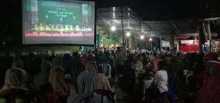 New Normal,  Ribuan Jemaat Hadiri Haflah Madin Sofaul Islam Selakambang