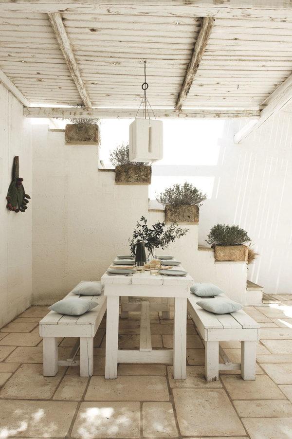 Dreamiest Scandinavian House Design Exterior Ideas 6: A Dreamy Home In Puglia