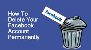 How to Delete Facebook Account Permanently Immediately - How to Erase Facebook Account Forever
