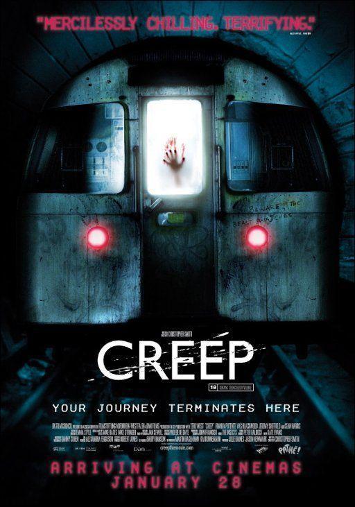 Descargar La Criatura (Creep) 2004 Español