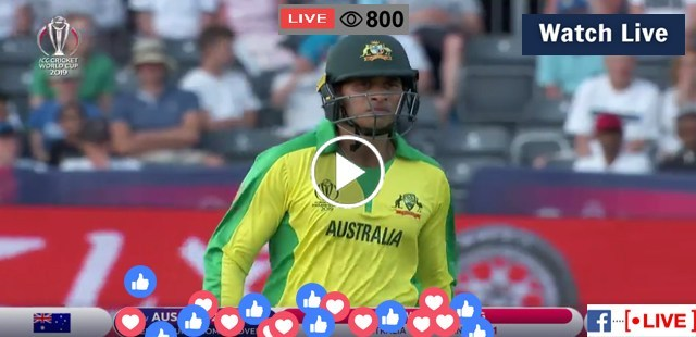 Australia vs Bangladesh LIVE ICC Cricket Match Today 20 June 2019