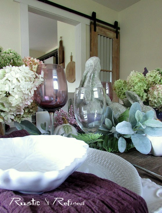 Over 20 inspirational and gorgeous fall tables
