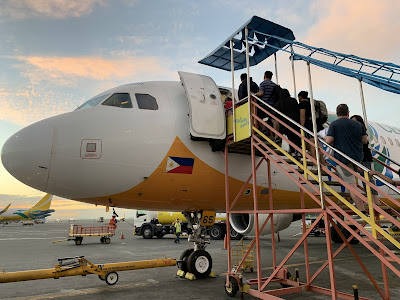 Cebu Pacific Suspends Flights Completely