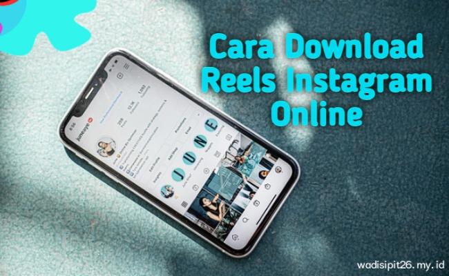 Cara Download Video Instagram Reels langsung masuk Galery di Android dan Iphone