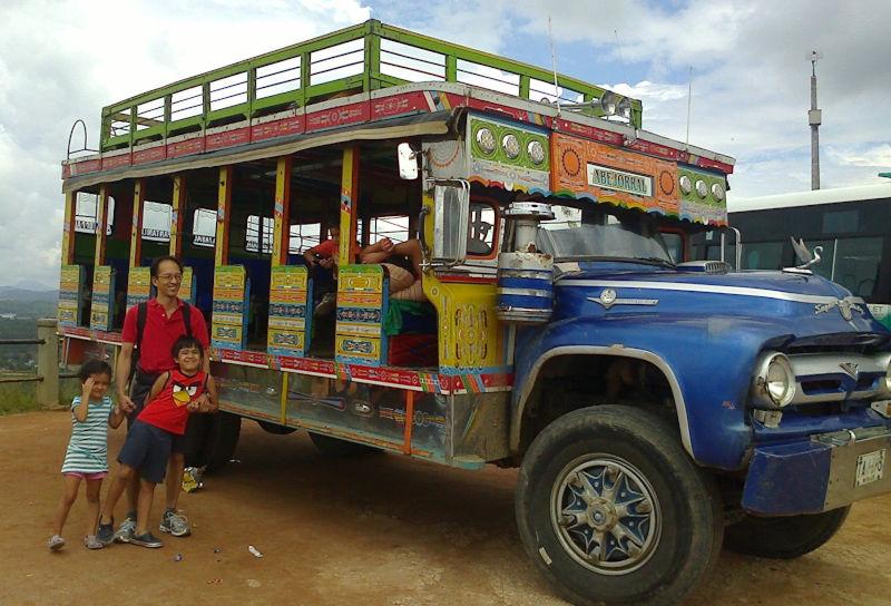 Locaal transport in Colombië