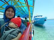 Tips mengajak bayi naik kapal ekspres Karimunjawa