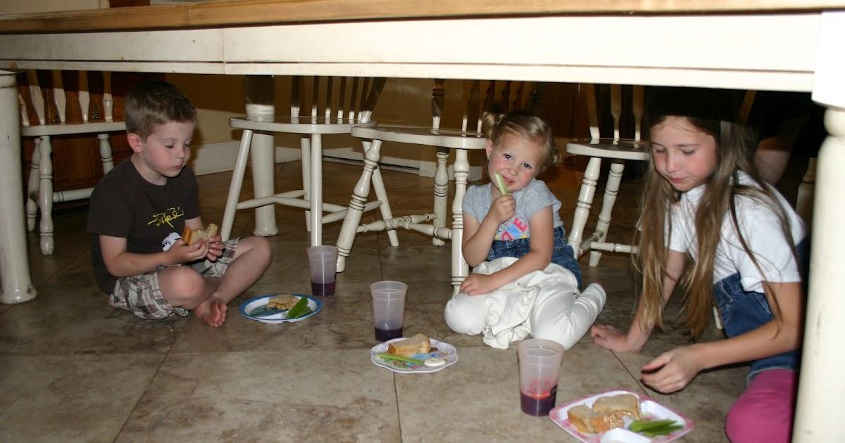 Puddle Wonderful Learning: Mealtime Activities: Backwards