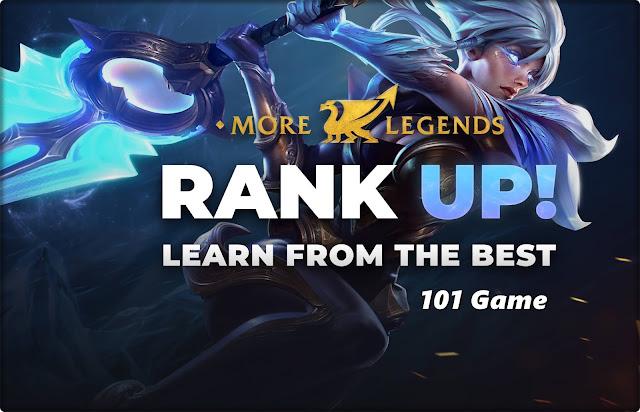 More Legends - учись у лучших игроков!