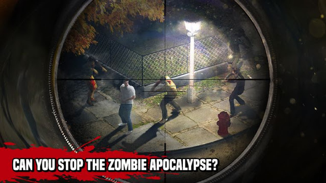 Game Zombie Shooter Offline Zombie Hunter: Post Apocalypse Android