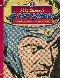 Al Williamson's Flash Gordon, A Lifelong Vision of the Heroic