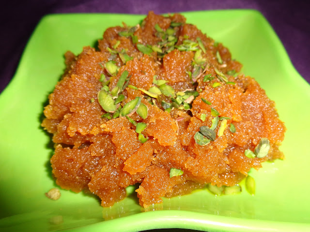 Moong dal Halwa- Instant