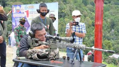 1st Indonesia Internasional Tactical Long Range Shooting GP Seri 3 2021 Ditutup