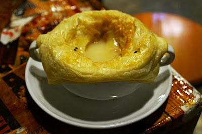 Zuppa Soup dari Pastaliscio di Segitiga Coffee